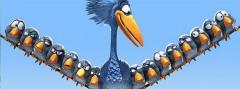 pixar,drôles d'oiseaux,2014,vœux
